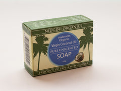 Coconut Oil Soap - Pure