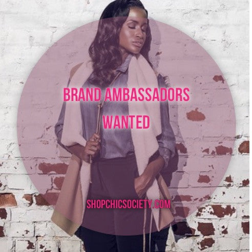 Brand Ambassador Search
