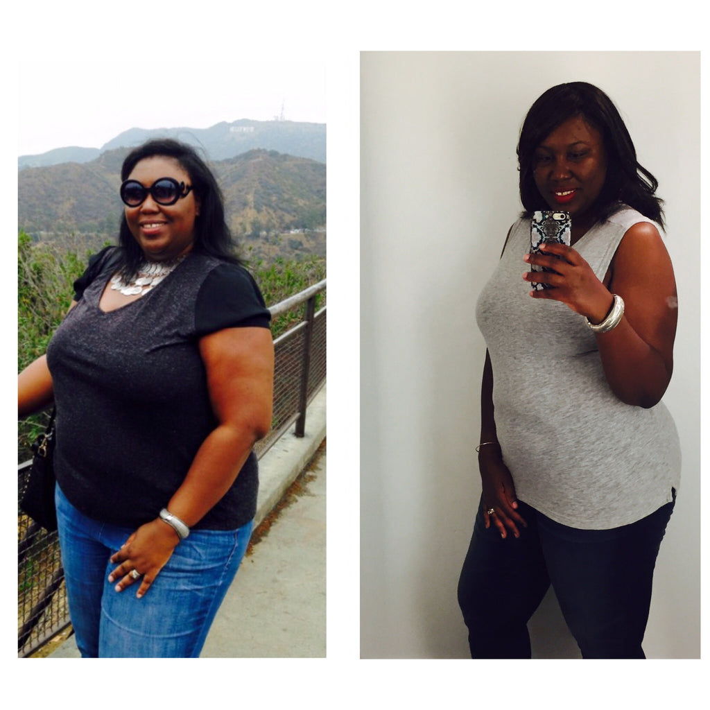 My 100 Pound Weight Loss Journey - Chic and Fit