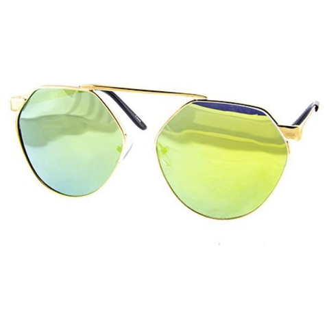 Jas Mirrored Sunglasses - Chic Society Boutique