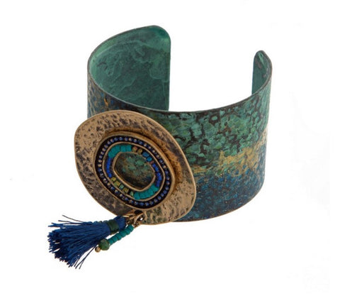 Rhea Cuff - Chic Society Boutique