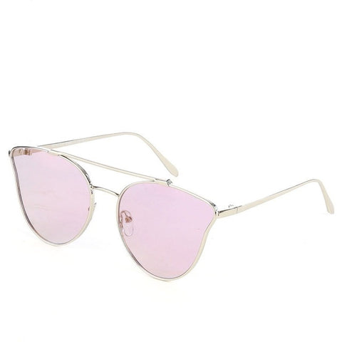 Shauni Sunglasses (Pink) - Chic Society Boutique