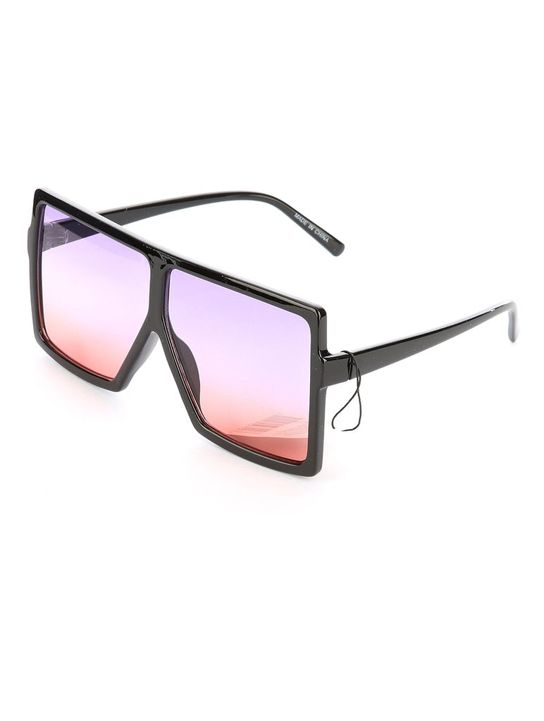 Harlem Sunglasses (Black) - Chic Society Boutique