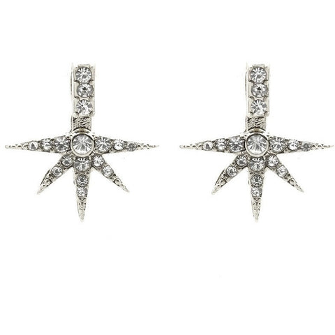 Starburst Earrings - Chic Society Boutique