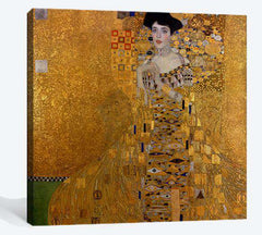 Adele Bloch-Bauer I, 1907 - Ready to Hang Canvas Print