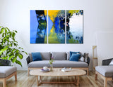 №04124 Ready to Hang Canvas Print