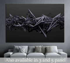 Abstract 3d  №1047 - canvas print wall art by Zellart
