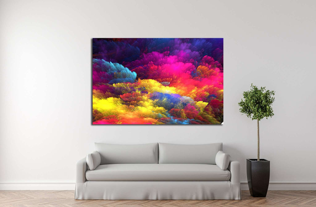 Abstract Background №1041 - canvas print wall art by Zellart