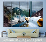 Aircraft Propeller №177 Ready to Hang Canvas Print