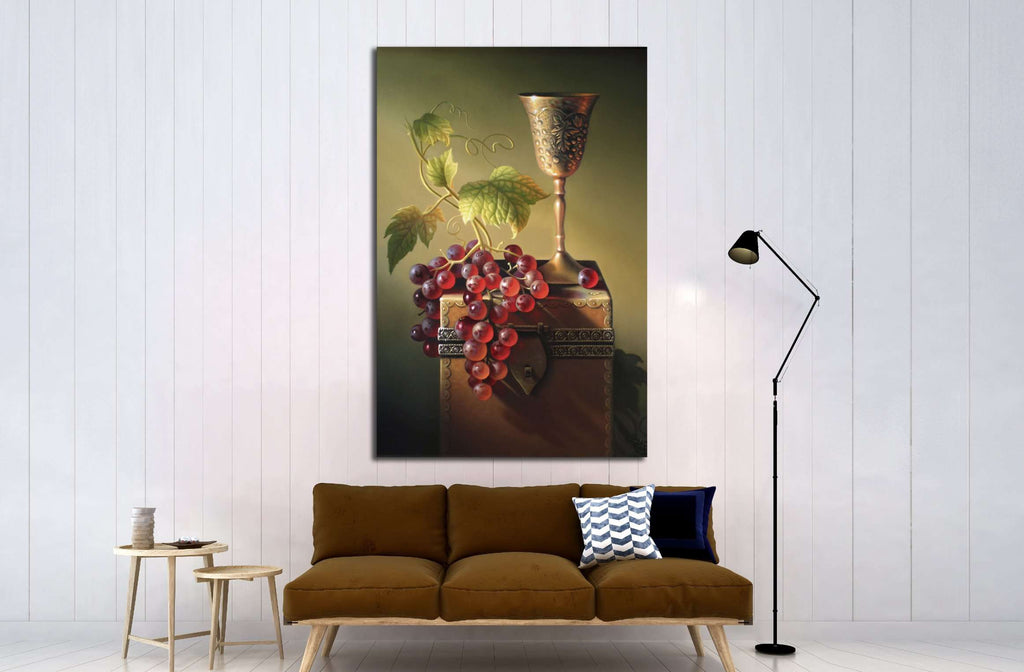 Art №3448 Ready to Hang Canvas Print