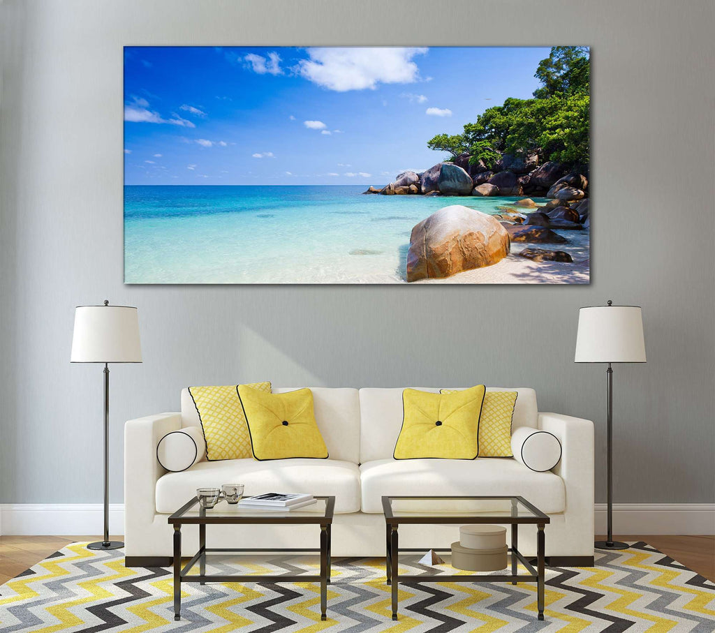 Australia Beach №775 Ready to Hang Canvas Print
