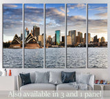 Australia sydney №557 Ready to Hang Canvas Print