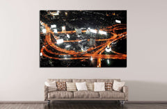 Bangkok №763 Ready to Hang Canvas Print