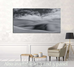Beautiful Sand Dunes at the Imperial Sand Dunes California №2868 Ready to Hang Canvas Print