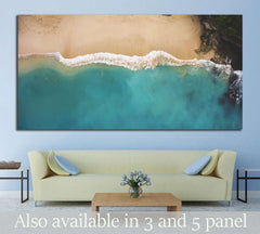 beautiful sea landscape №1319 Ready to Hang Canvas Print