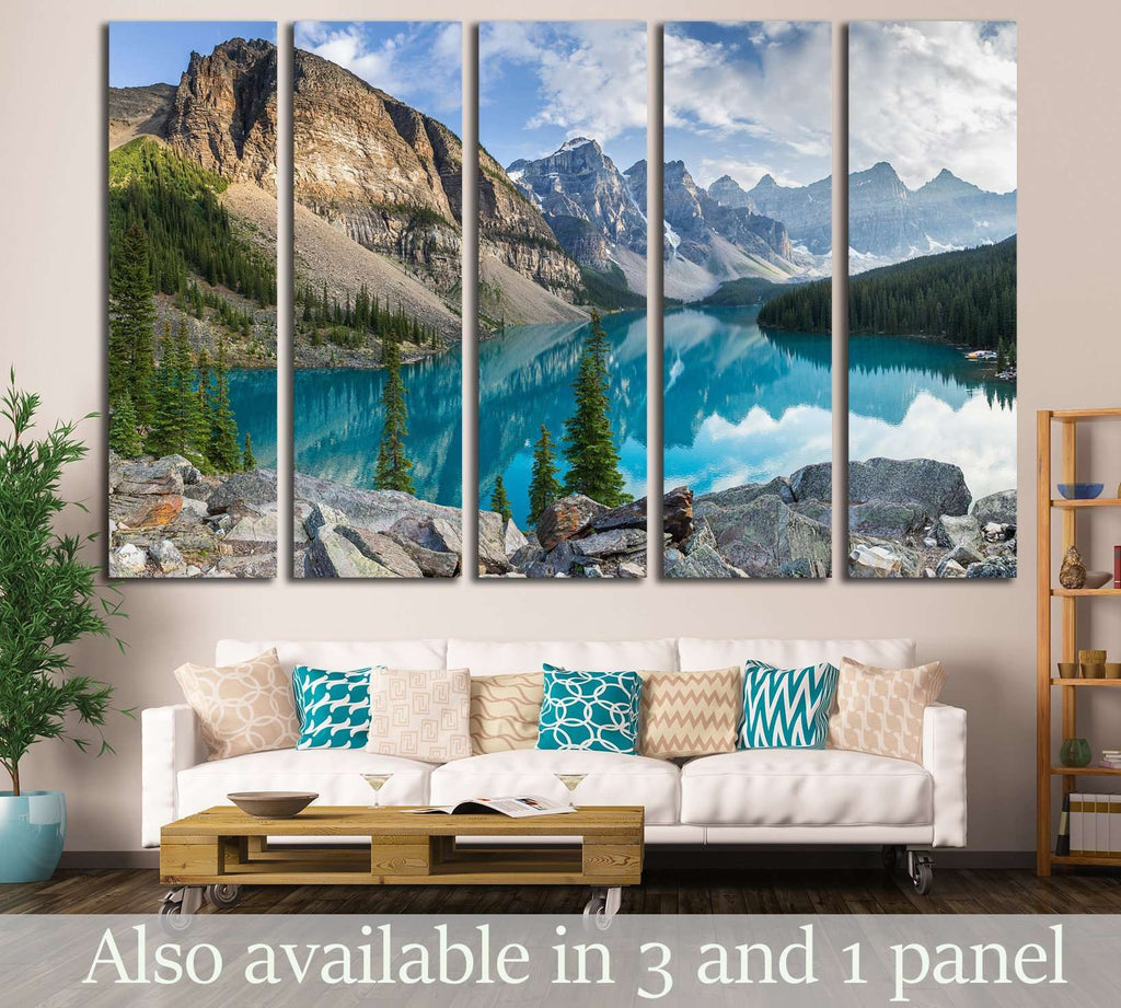 Beautiful View №27 Ready to Hang Canvas Print