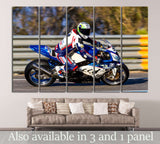 BMW S1000RR №160 Ready to Hang Canvas Print