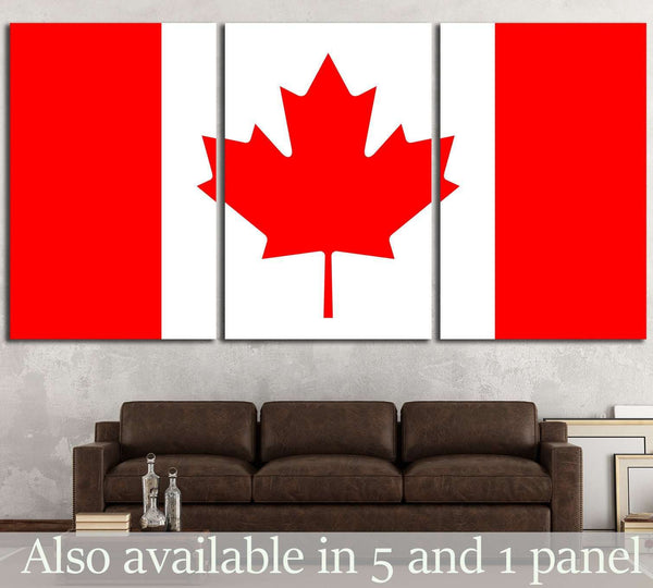 Canada №651 Ready to Hang Canvas Print