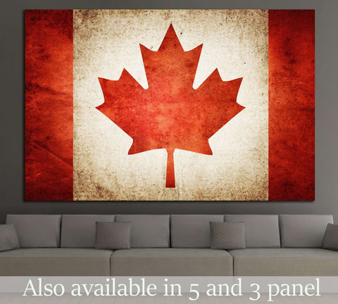 Canada №671 Ready to Hang Canvas Print