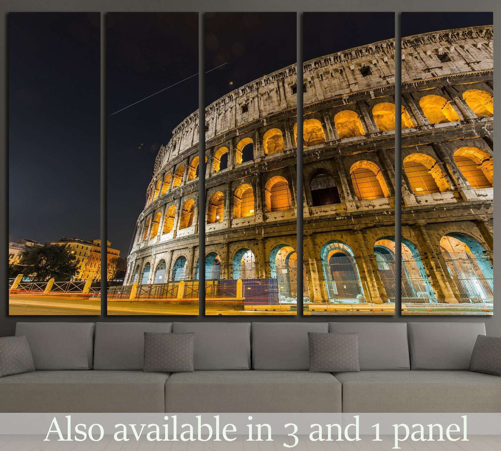 colosseum №739 Ready to Hang Canvas Print