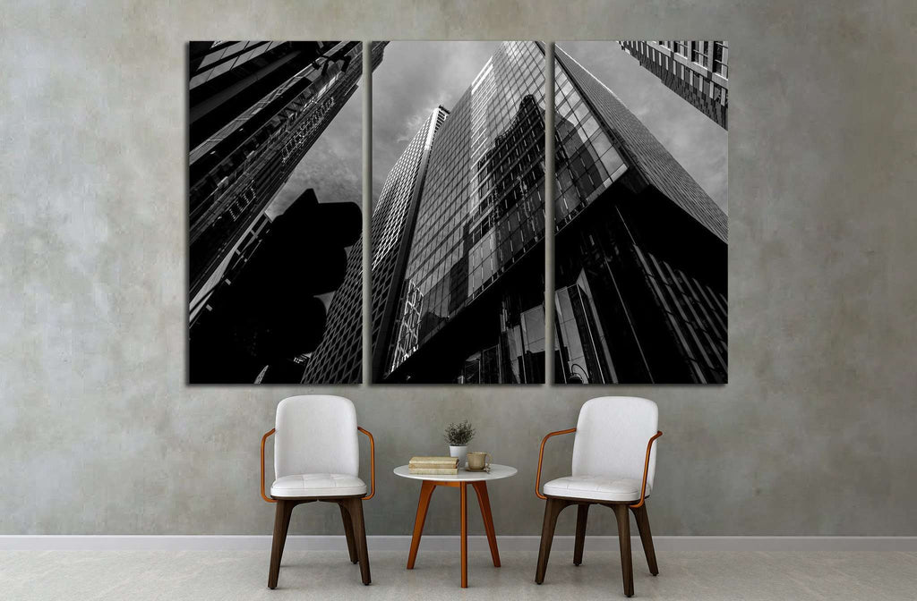 Commercial building in Hong Kong №1576 Ready to Hang Canvas Print