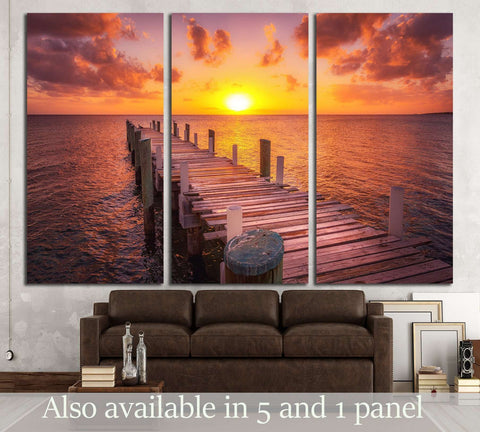 Eleuthera island, Bahamas №3202 Ready to Hang Canvas Print