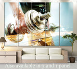 Fitness Wall Art №198 Ready to Hang Canvas Print