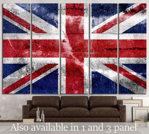 Great Britain №669 Canvas Print
