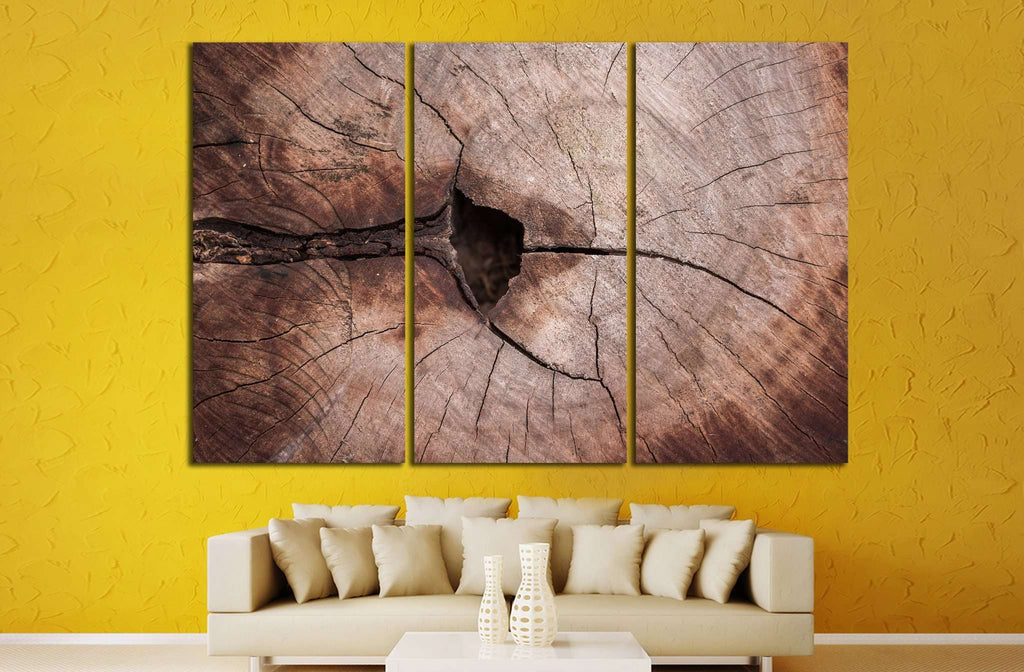 heartwood №617 Ready to Hang Canvas Print