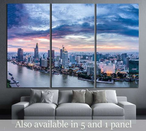 Asia Cityscapes Wall Art