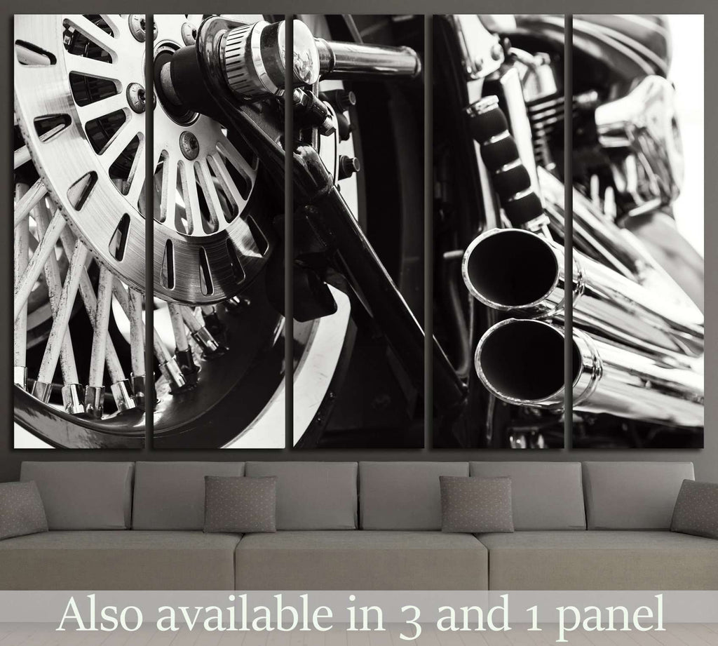 Horsepower №719 Ready to Hang Canvas Print
