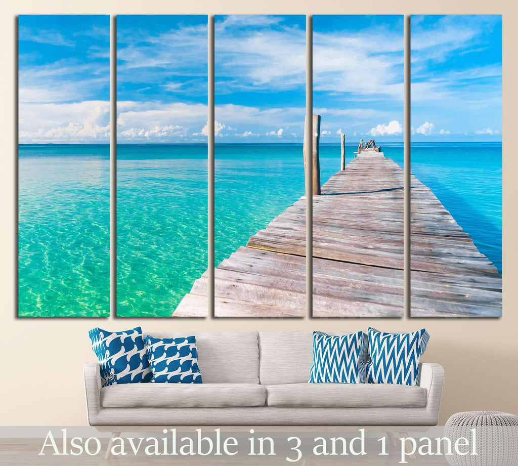 Living is Easy Calm Meditation №1308 Ready to Hang Canvas Print