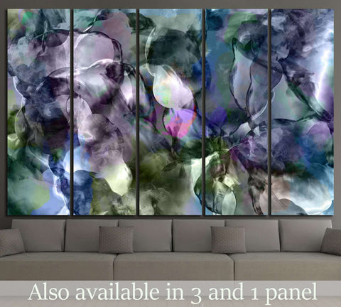 Marble stone №1072 Ready to Hang Canvas Print