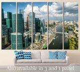 MOSCOW №1550 Ready to Hang Canvas Print