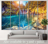 National Park, Croatia Canvas Print, Ready to Hang №631