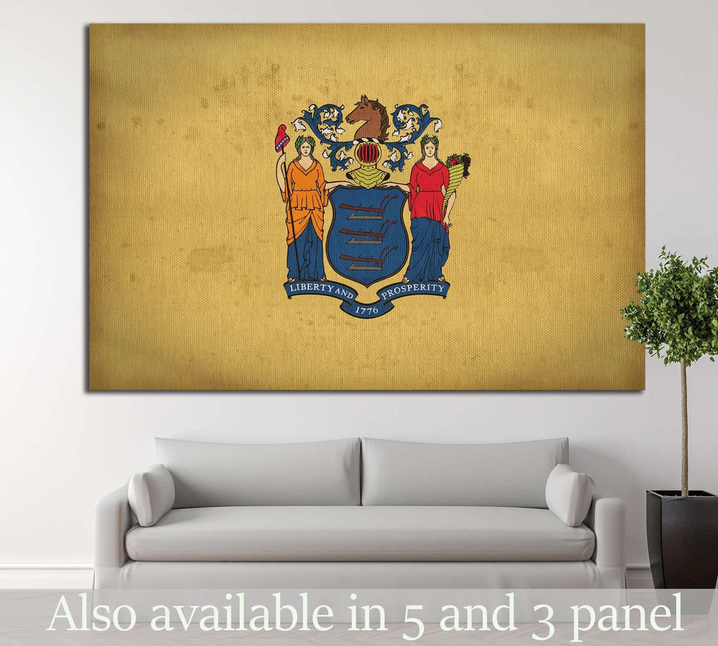 New Jersey flag №680
