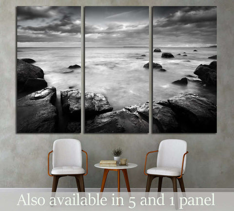 North Islands №2666 Ready to Hang Canvas Print