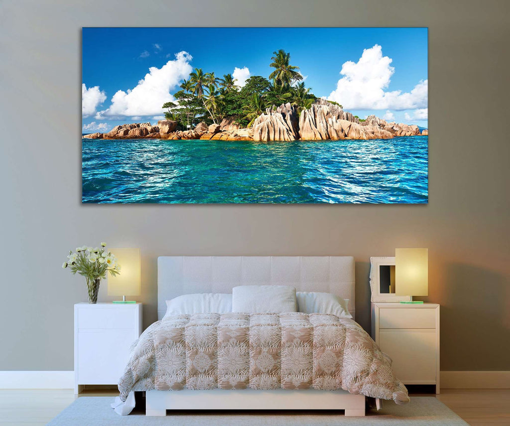 Ocean Nature №742 Ready to Hang Canvas Print
