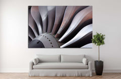 Propeller №175 Ready to Hang Canvas Print