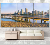 San Diego, California №788 Ready to Hang Canvas Print