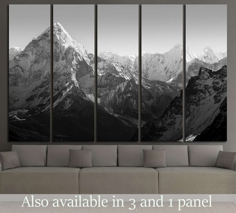 Mountains Wall Art
