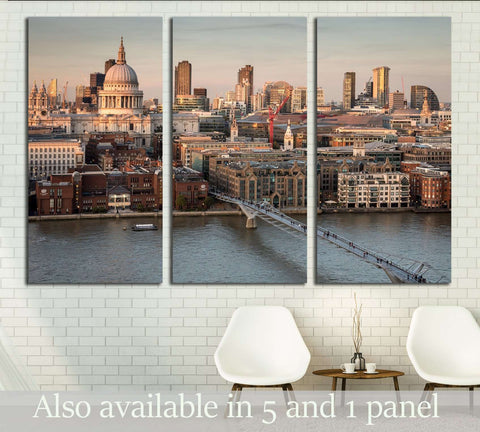 London Cityscapes & Skylines Wall Art