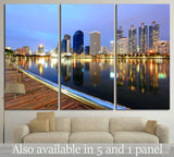 Thailand №774 Ready to Hang Canvas Print