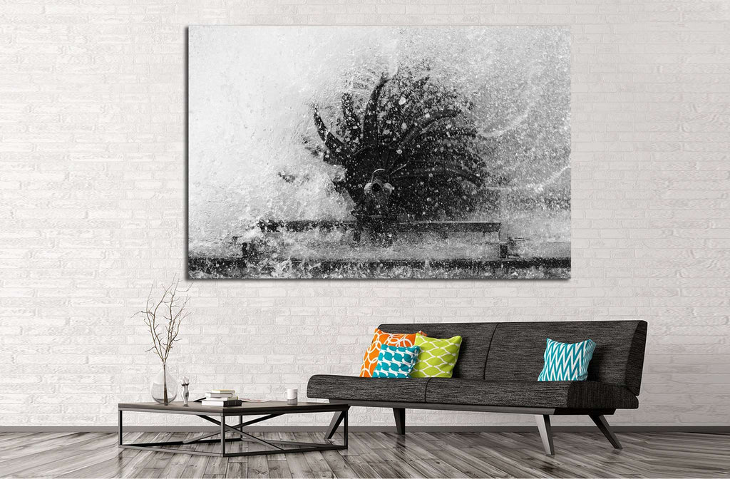Turbine №172 Ready to Hang Canvas Print