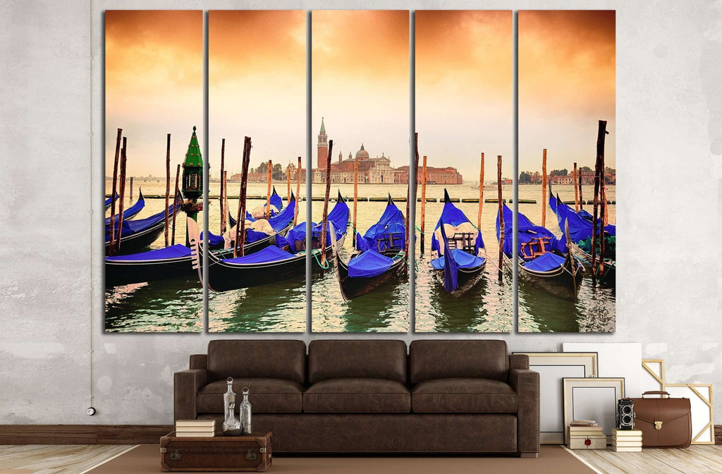 Venezia, Italy №773 Ready to Hang Canvas Print