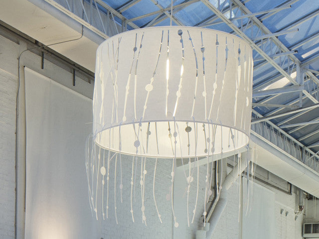 LASER LIGHT  <br> LAMP SHADE