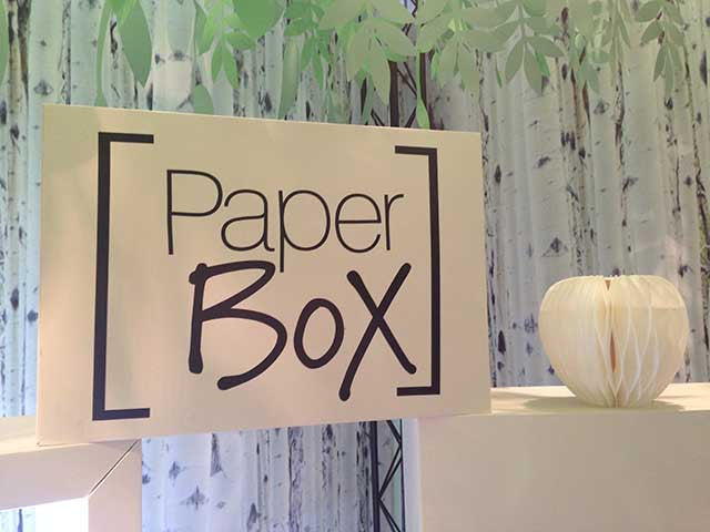 PAPER BOX <Br> PARTITIONS
