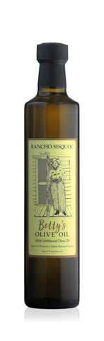 Betty's Olive Oil - The Manzanilla (500ml)