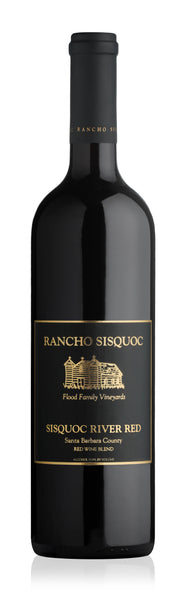 2017 SISQUOC RIVER RED $5 Flat Rate Shipping on 12 bottles, or more!