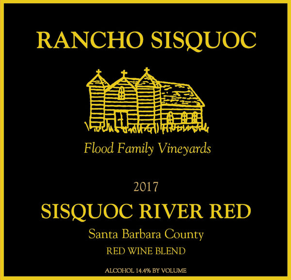2017 SISQUOC RIVER RED